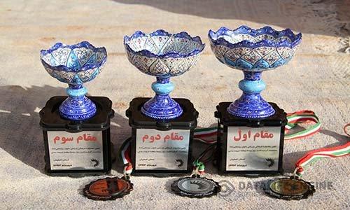قهرمانی پنداس در جشنواره فرهنگی ورزشی